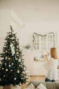 luxury interior design york, festive interior design
