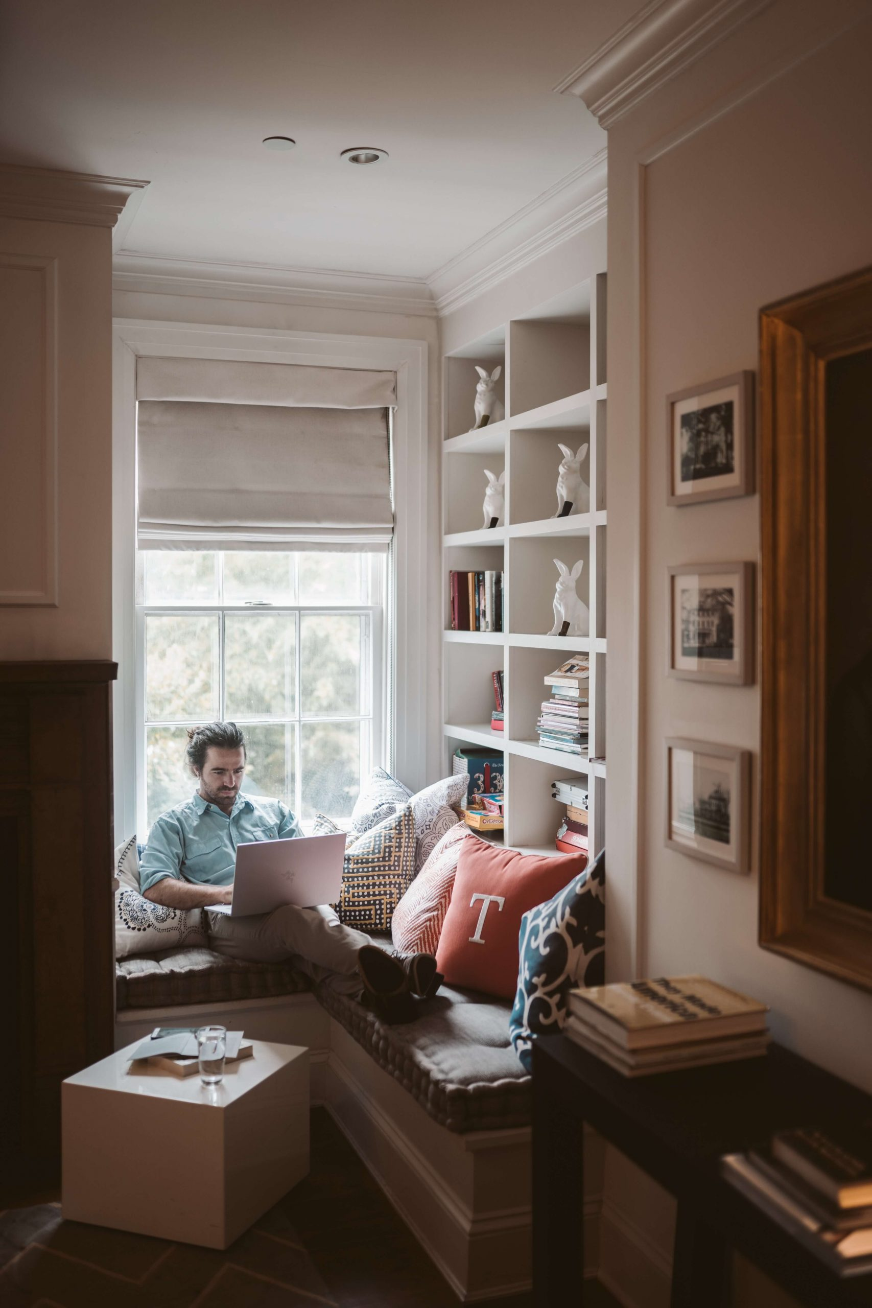 How to Create the Perfect Home Office Space